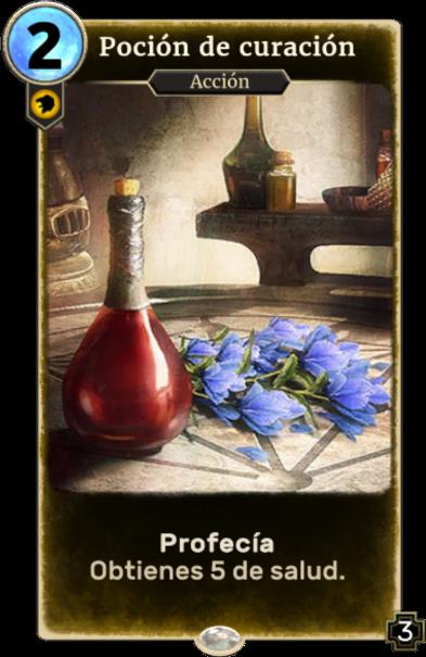Poción de curación (Legends)