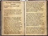 The Royal House of King Eamond