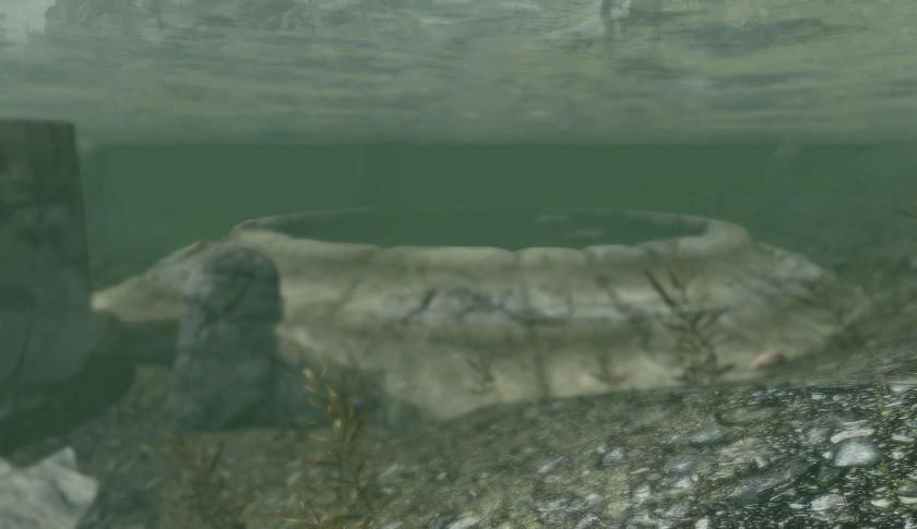 Затонувший курган