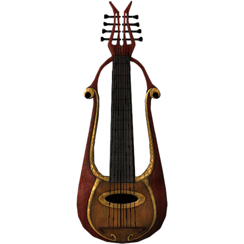 Лютня (Skyrim)
