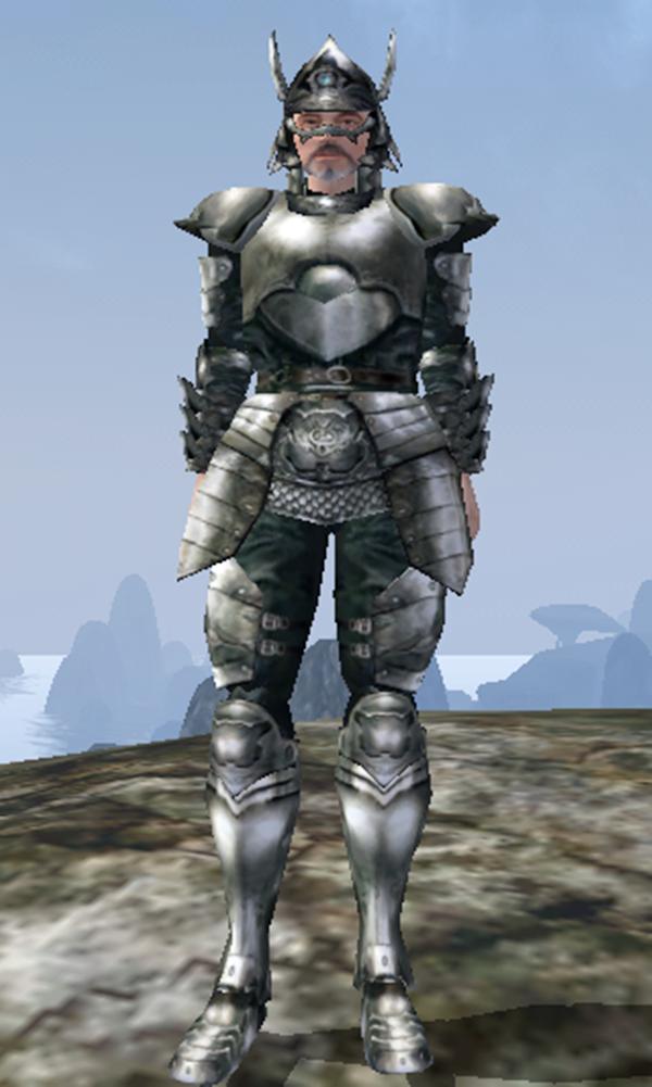Adamantium Armor (Plug-in)