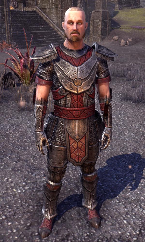 Sergeant Rhorlak