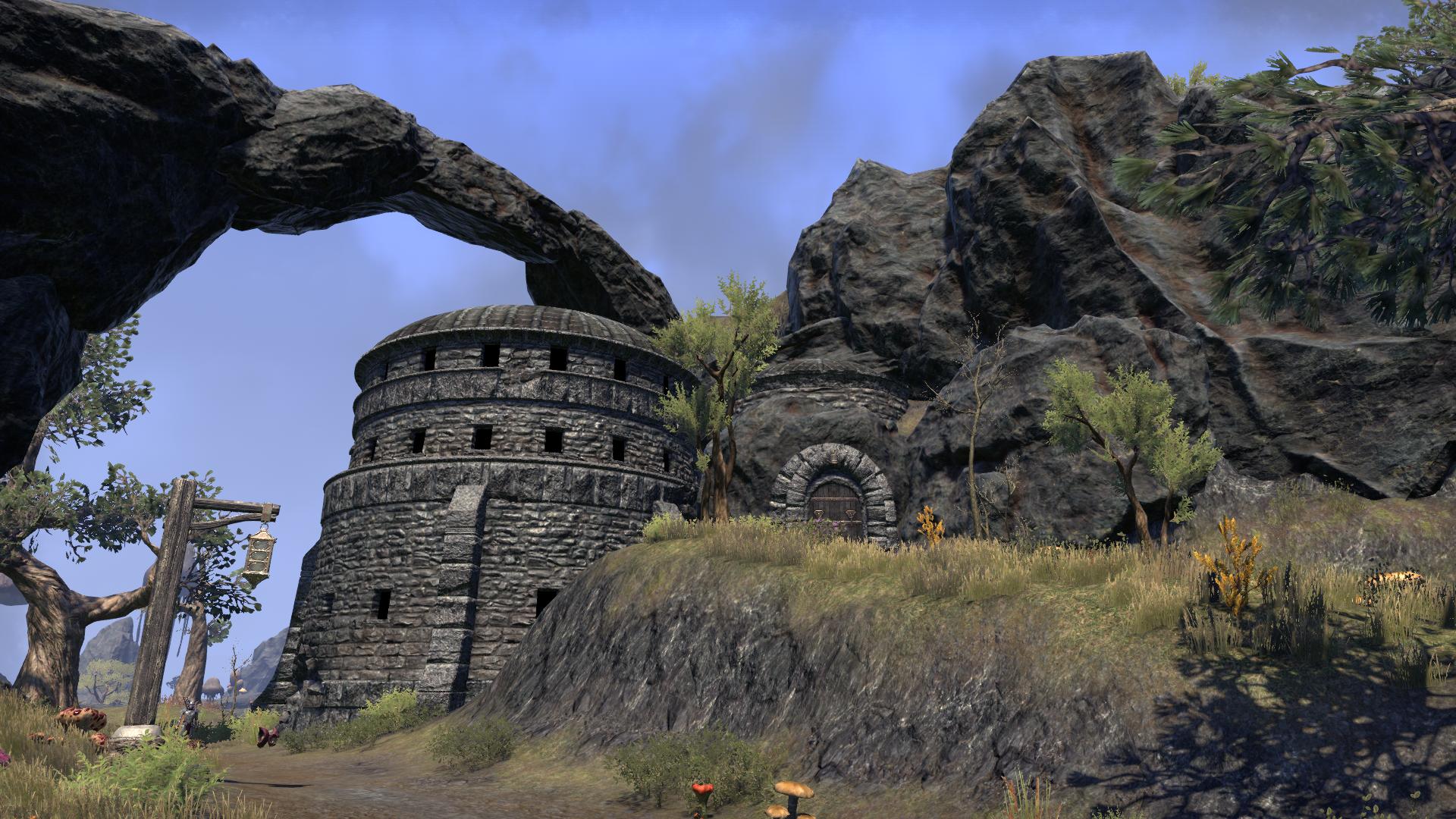 Арвс-Дрелен (Online: Morrowind)