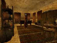 Canon Quarters Interior - Morrowind