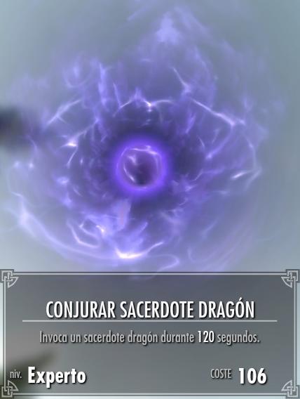 Conjurar sacerdote dragón
