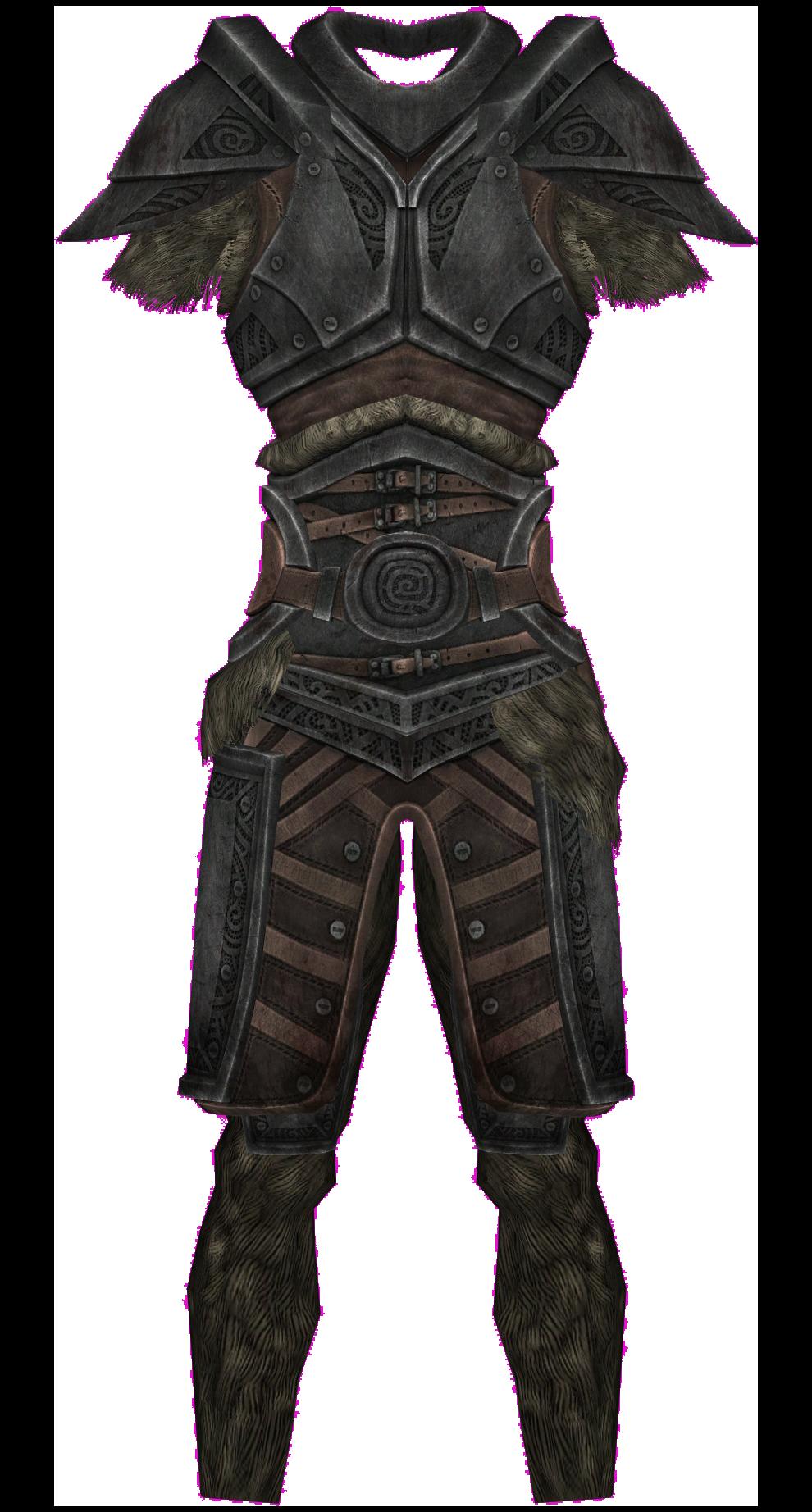 Steel Armor (Armor Piece)