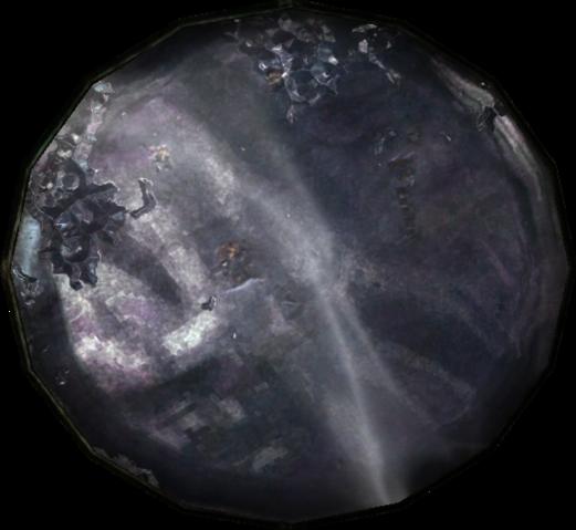 Символ полной луны
