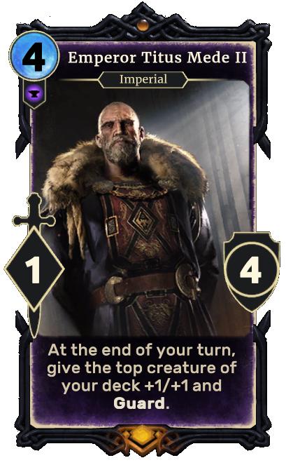 Emperor Titus Mede II (Legends)