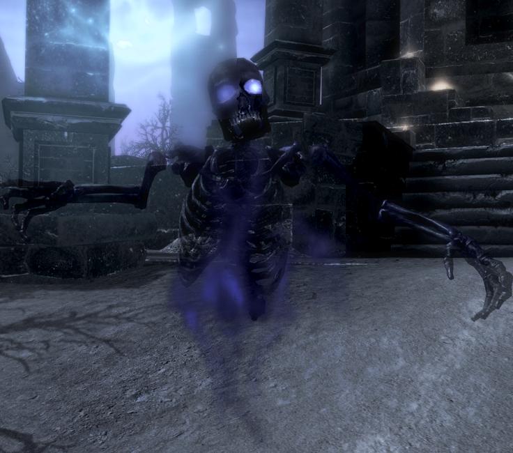 Туманный человек (Dawnguard)