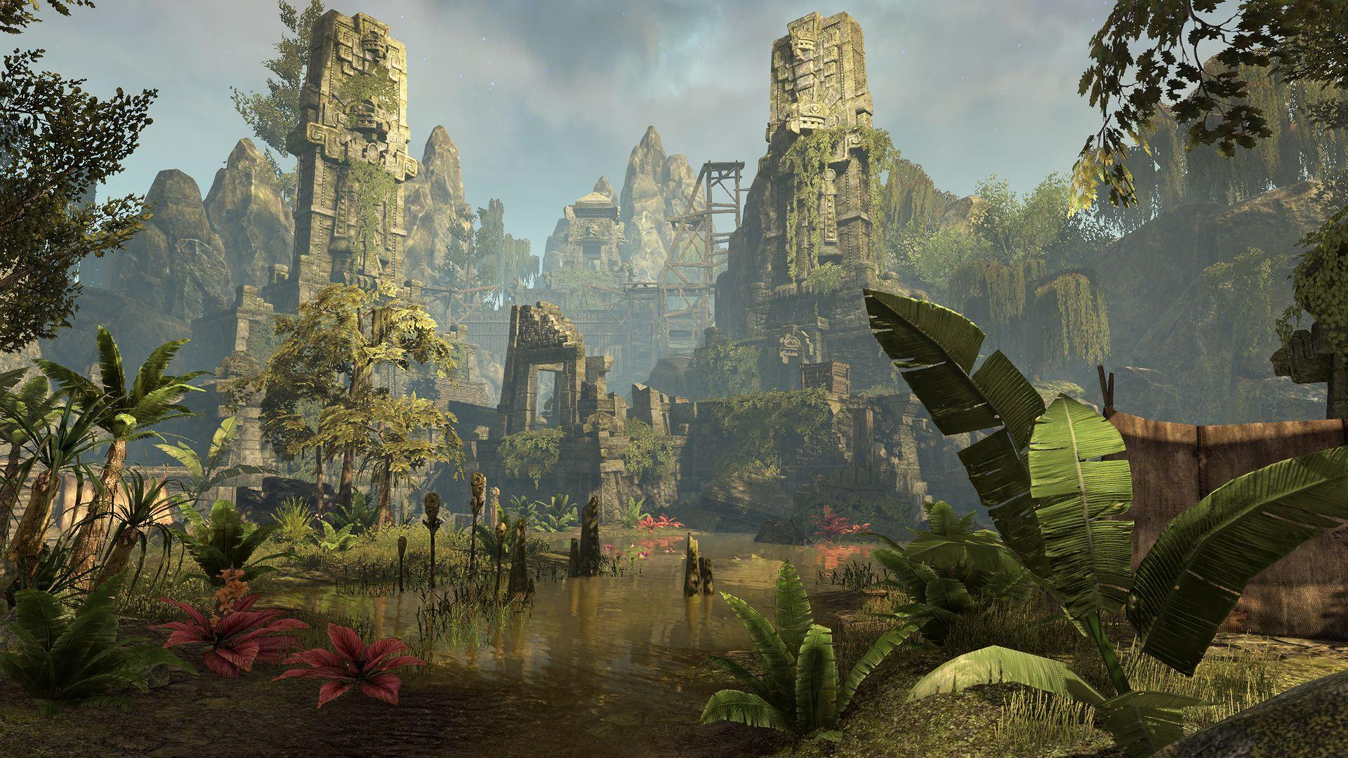 Atvelonis/ESO: Murkmire and Update 20 Released on PC & Mac