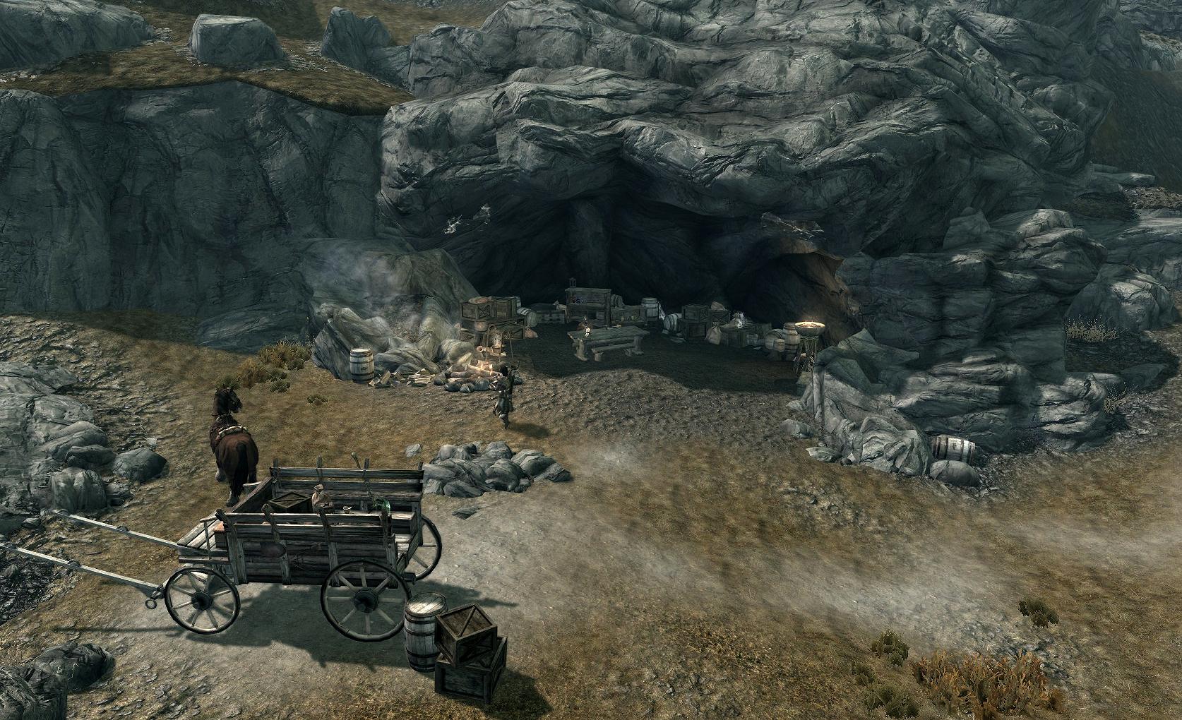 Smuggler's Den (Skyrim)