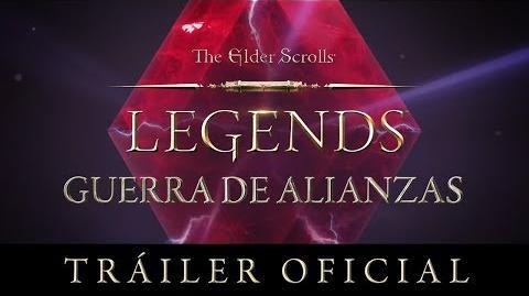 CuBaN VeRcEttI/The Elder Scrolls: Legends presenta Guerra de Alianzas