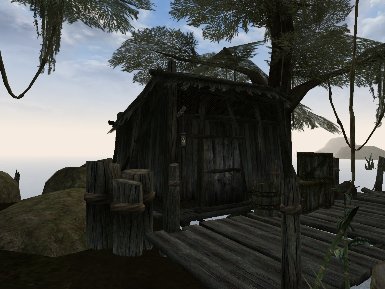 Abandoned Shack (Morrowind)