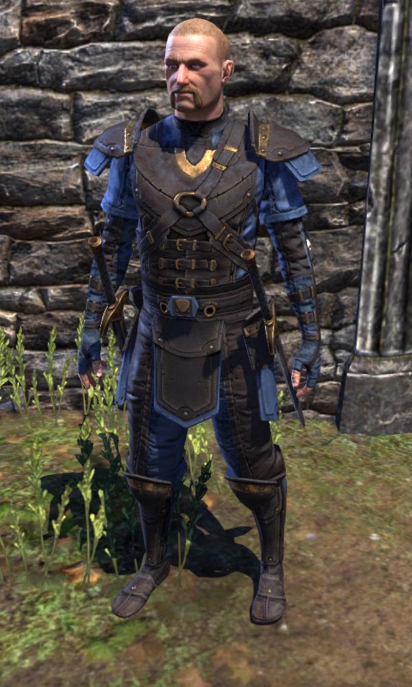 Commander Devry