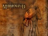 Silt Strider (Morrowind)