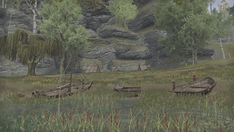 Лагерь Чистых Вод