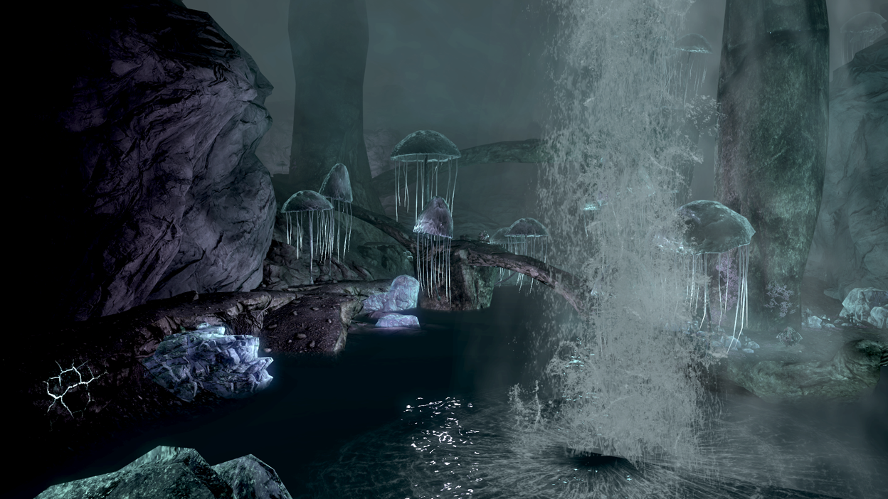 Darkfall Passage
