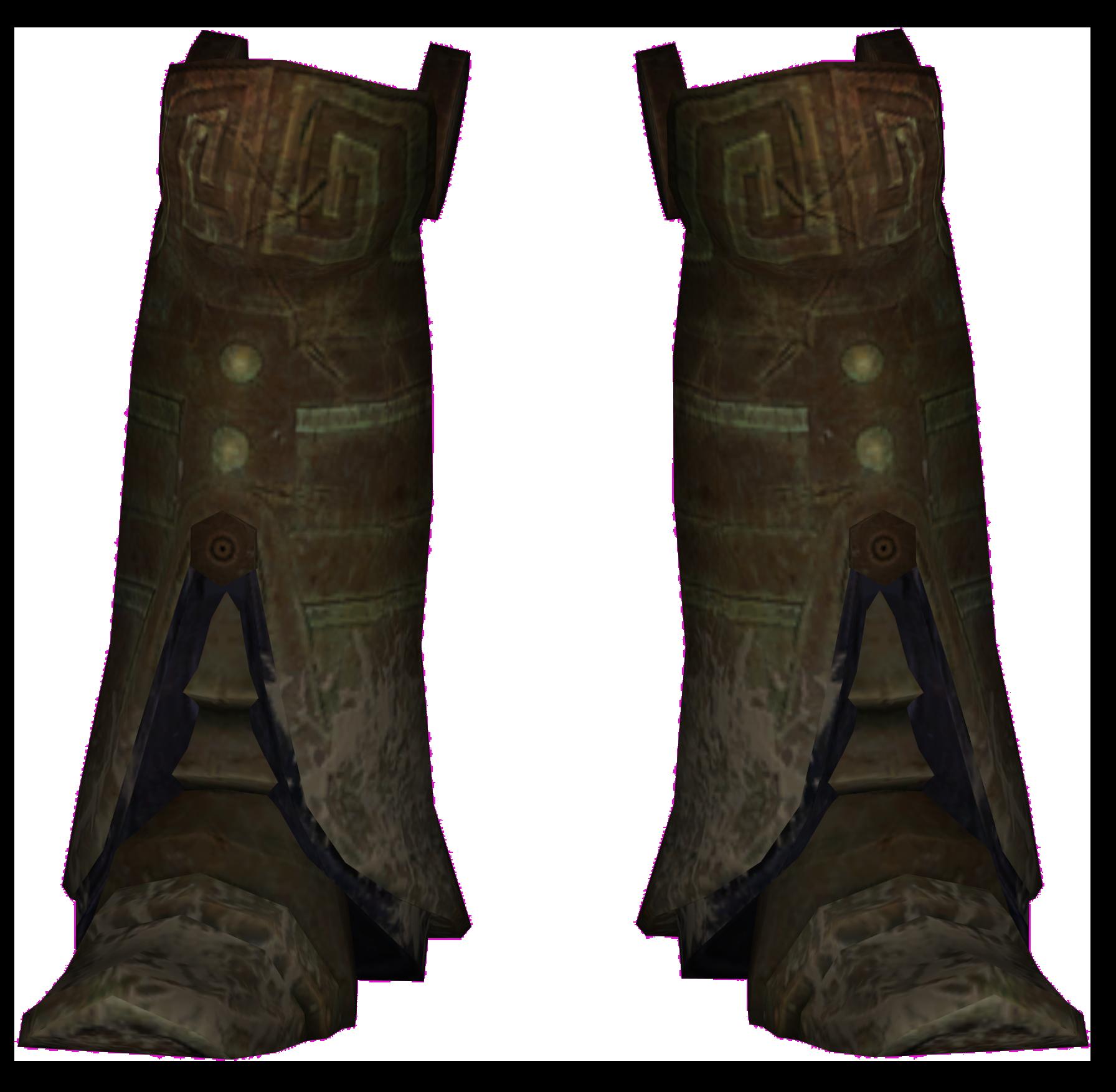 Dwarven Boots (Skyrim)