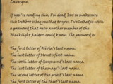 The Mage's Cipher