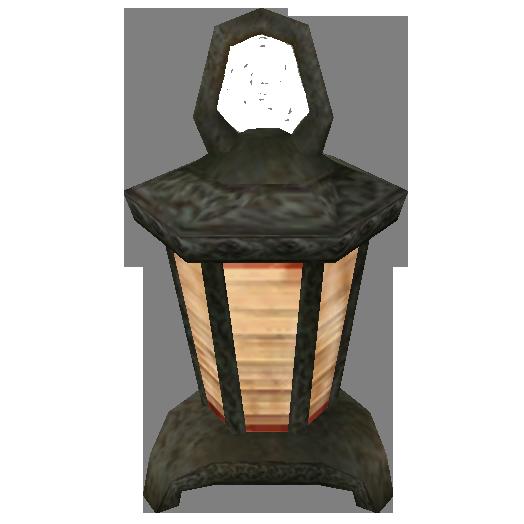 Бумажный фонарь