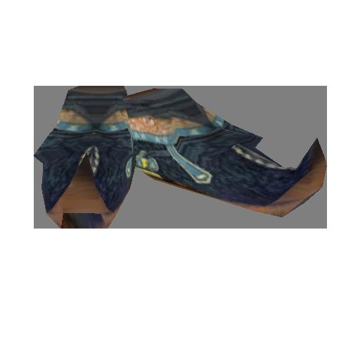 Вычурные ботинки