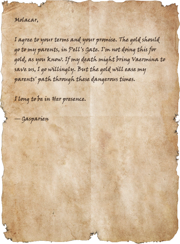 A Promise Made