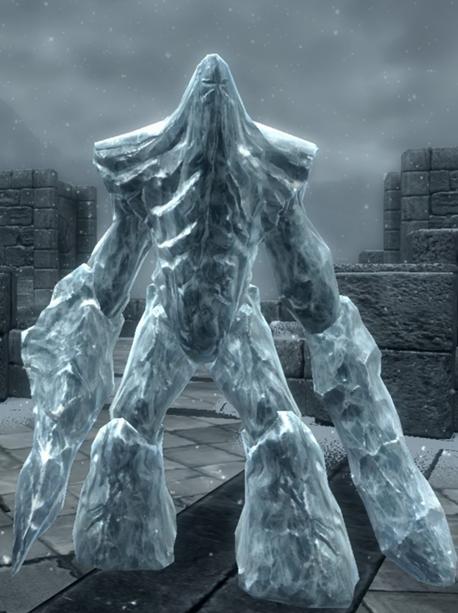 Atronach del gelo (Skyrim)