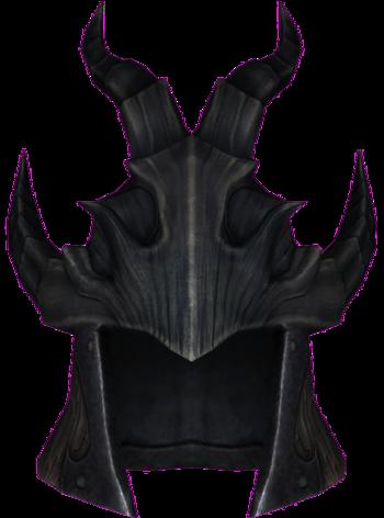 Yelmo de escamas de dragón