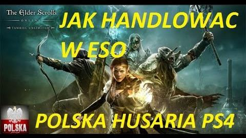 Jak handlować w The Elder Scrolls Online (film)