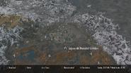 Mapa Laguna del Manantial Cristalino