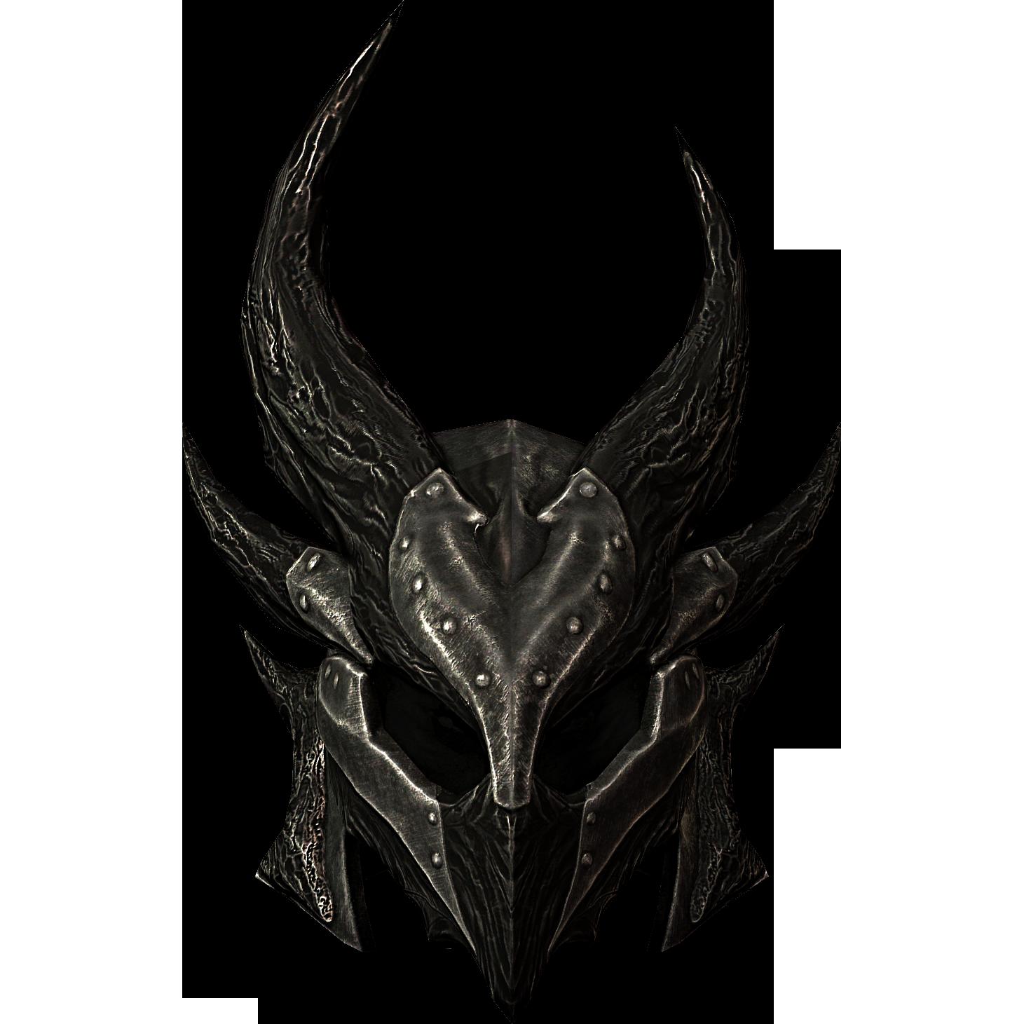 Даэдрический шлем (Skyrim)