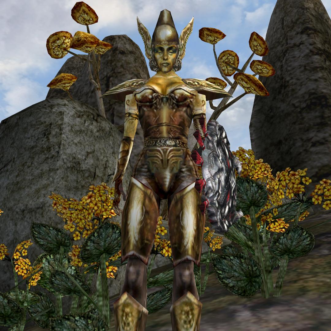Золотой святой (Morrowind)