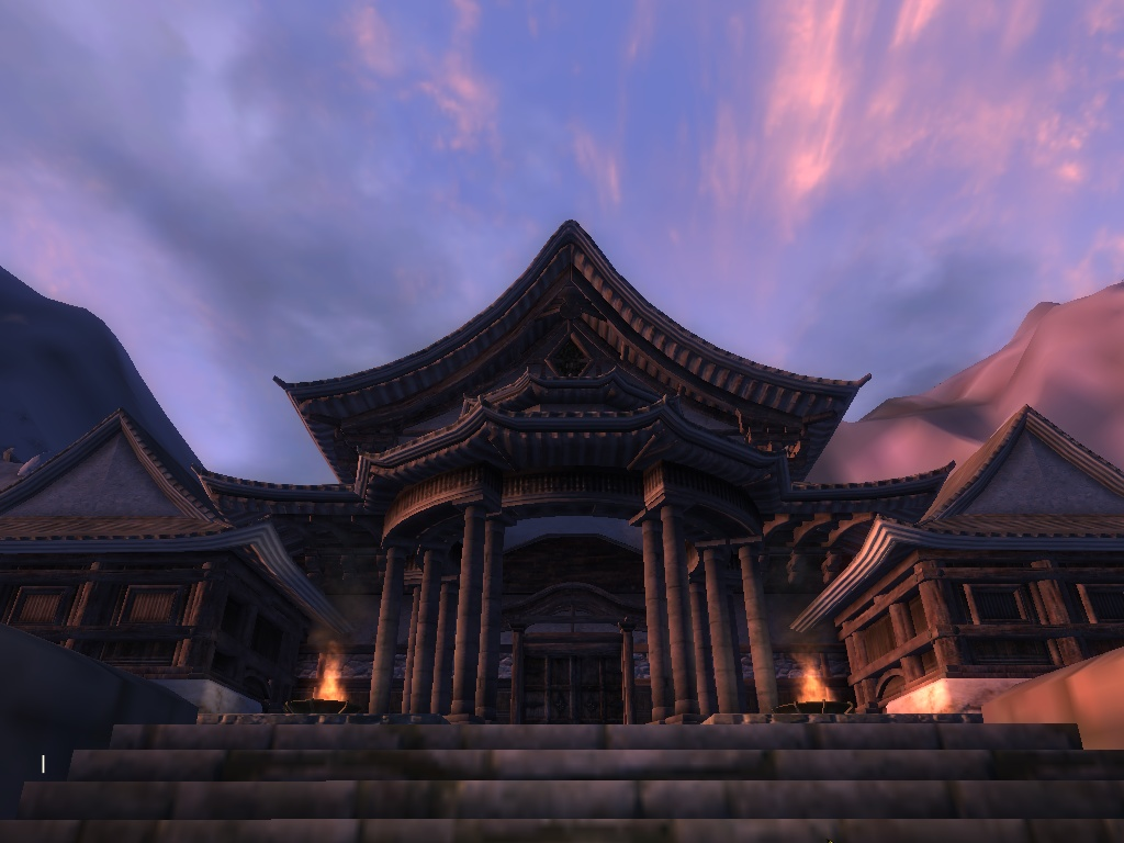 Храм Повелителя Облаков (Oblivion)