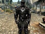 Эбонитовый воин (персонаж)