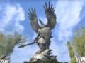 Auri-El Garlas Malatar ESO Statue