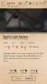 Daedric Light Hammer