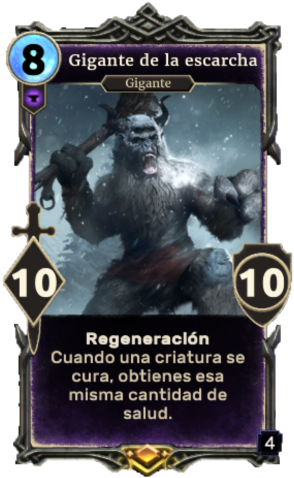 Gigante de la escarcha (Legends)