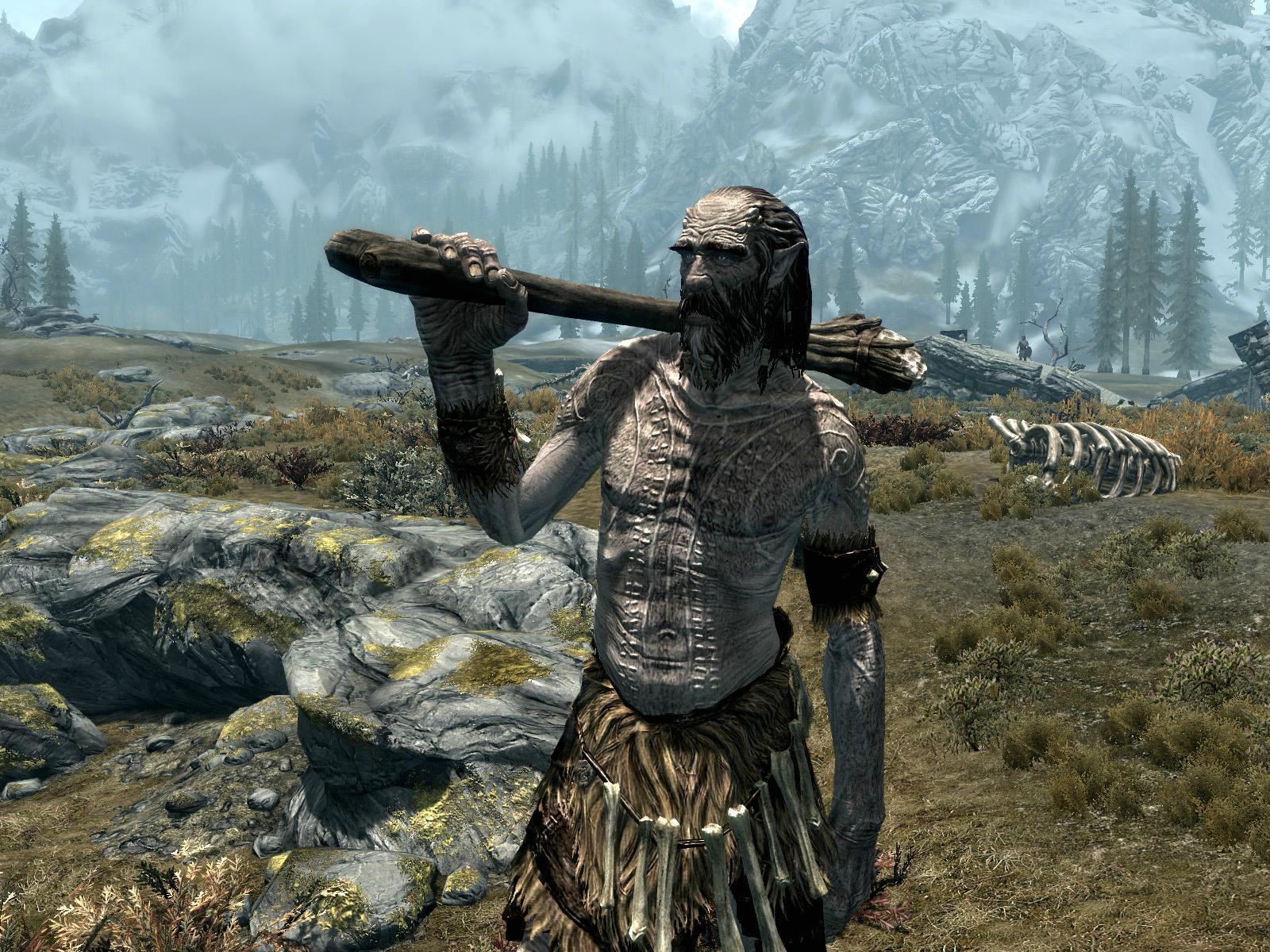 Gigante (Skyrim)