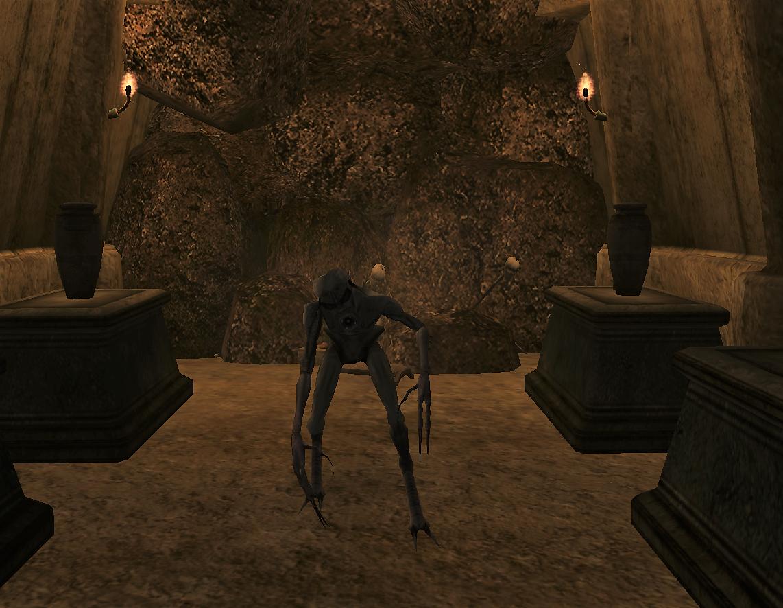 Алчущий в Гробнице Сарано