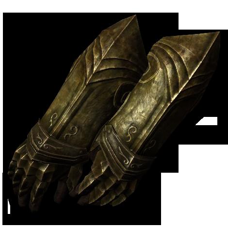 Эльфийские лёгкие перчатки