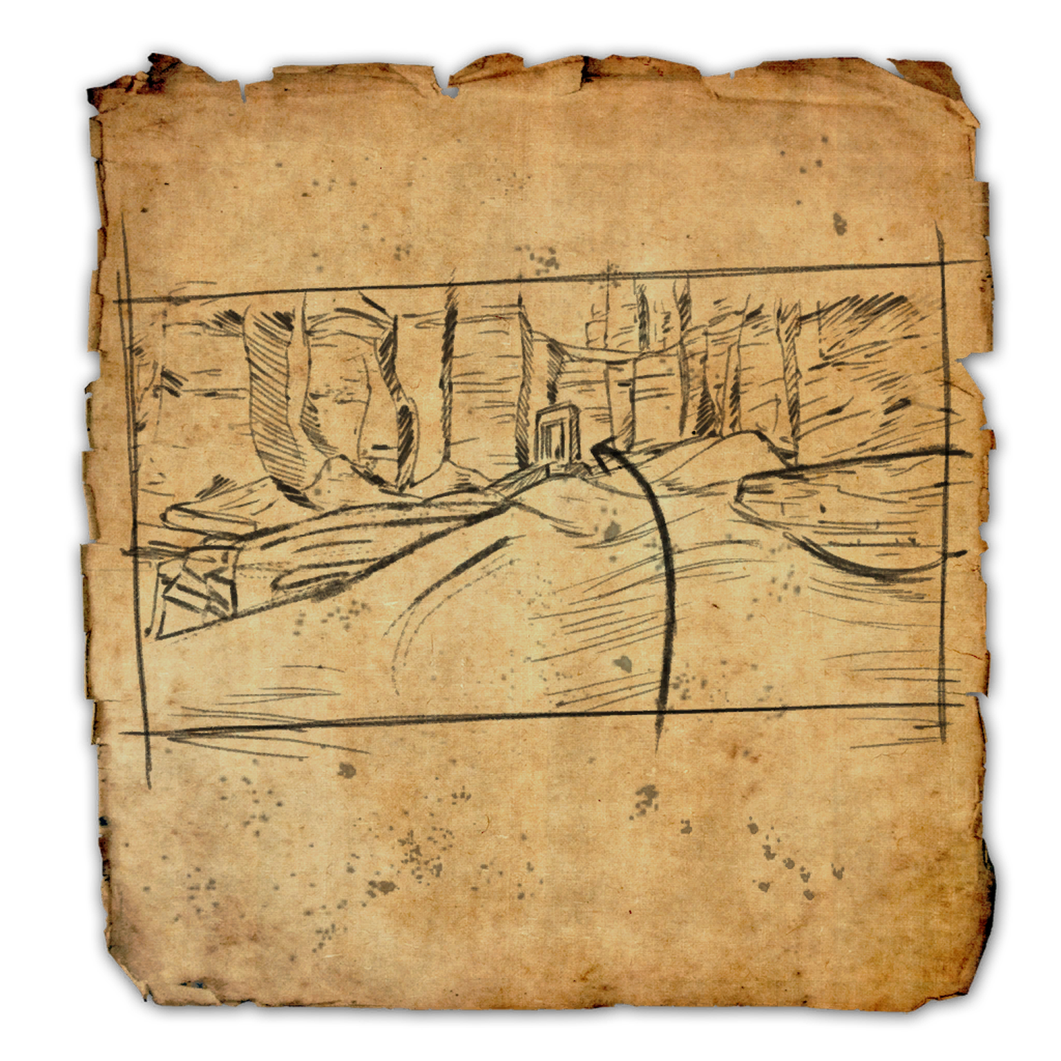 Alik'r Treasure Map I