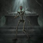 Ancestral Dead card art