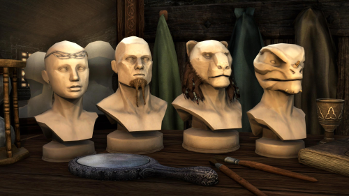Cosmetic Pack: Adornments