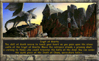 Crypt of Hearts (Arena)