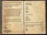 Dragonstar Arena Guest Book