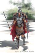 Imperial Armor Female