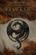 Elsweyr Collector's Edition box art