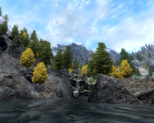 Озеро Арриус