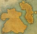 Summerset Isles ESO Map