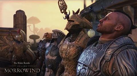 """Игровой процесс The Elder Scrolls Online - Morrowind - """"Возвращение в Морровинд"""""""